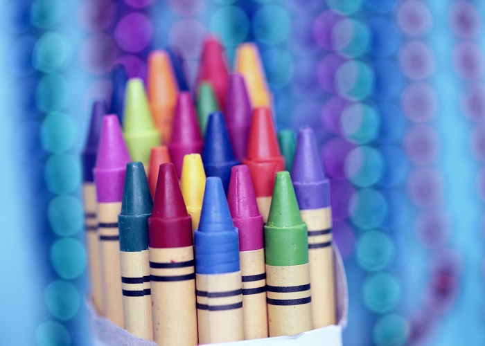 paleta de cores fachadas escolares