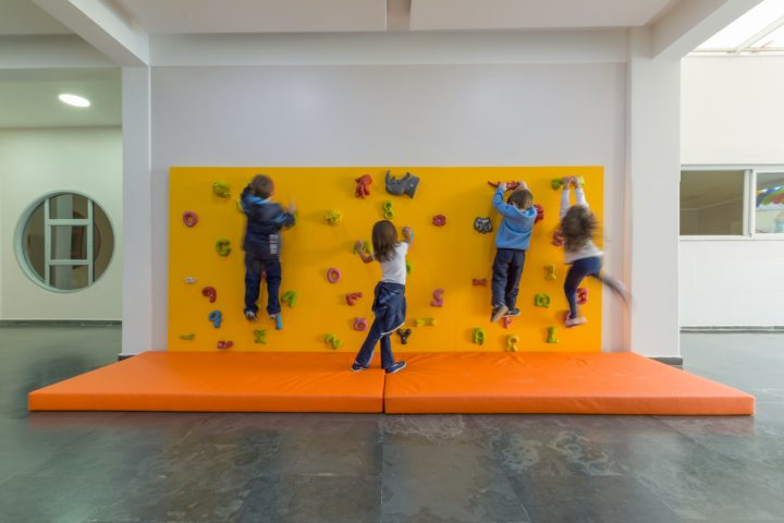 arquitetura para escola infantil